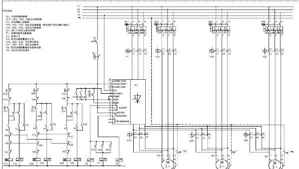 >> 公司动态    启动完电机后,旁中接触器闭合工作,软启动器延时一小